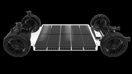 Vaulta EV battery module