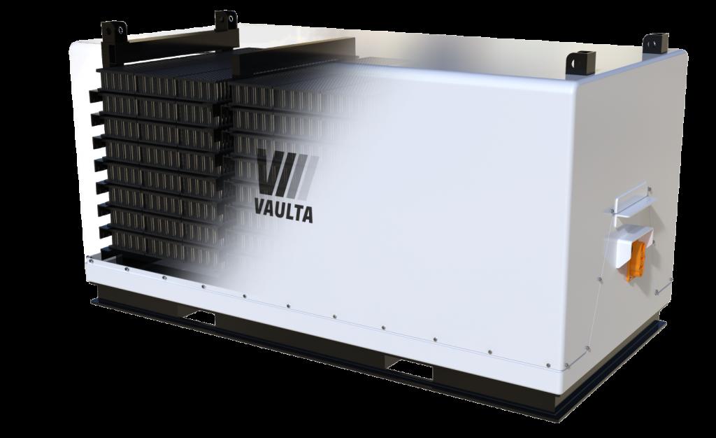 Vaulta stationary solution