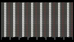 many rack units 2