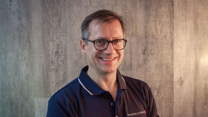 Prohelion CEO Anthony Prior