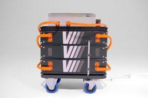 Vaulta stationary battery